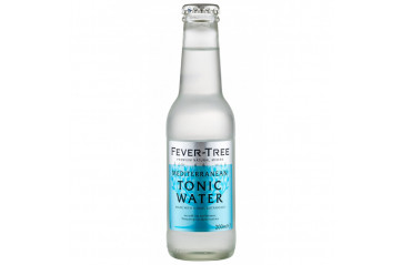 Fever Tree Mediterr Tonic 200ml