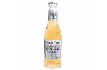 Fever Tree Smokey Ginger Ale 200ml