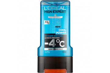 LOREAL Men Exp.Sturtusápa Cool 300ml