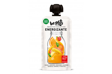 Beplus Energy Mangó&epla smoothie 150g