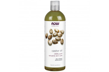 Now Castor Oil 473 ml