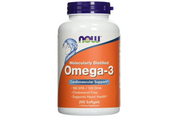 Now Omega 3 1000 mg 100 softgel