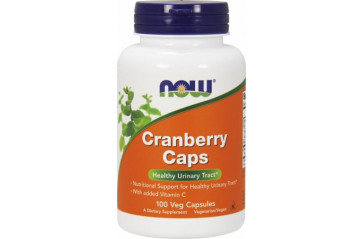 Now Cranberry Concentrate 100stk