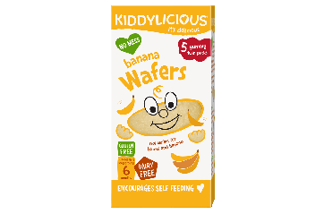 KID Wafers Banana Mini 20g