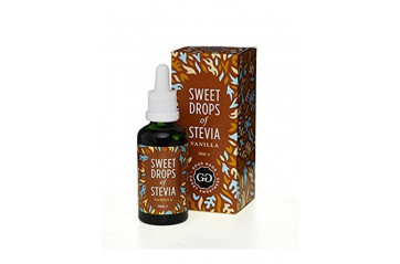 Good Good drops Vanilla Stevia