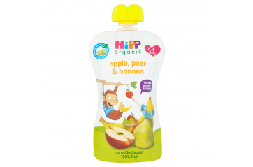Hipp Skvísa Apple Pear & Banana 100g