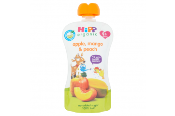 Hipp Skvísa Mango/Apple/Peach 100g