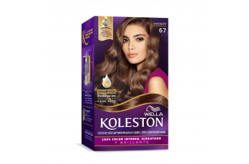 Wella Koleston Hárlitur 6/7 Chocolate Brown