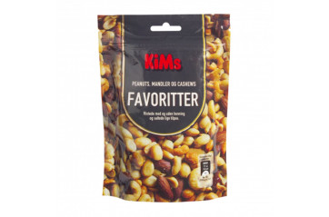 Kims Crunchy Delicious Favorites 120g