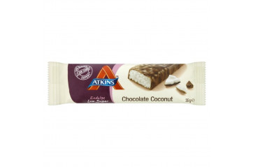 Atkins Chocolate coconut 35g