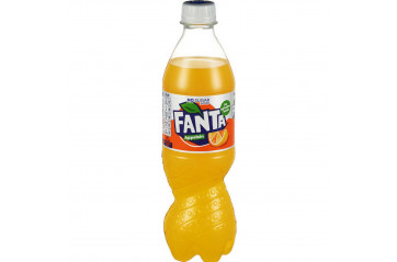 Fanta Orange án sykurs 0,5L