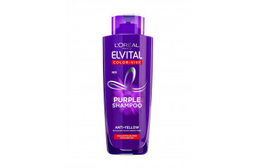 Elvital ColorVievePurple Shamp 200ml