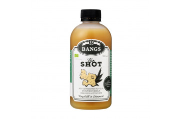Bangs Org.Ginger Shot Apple 300ml