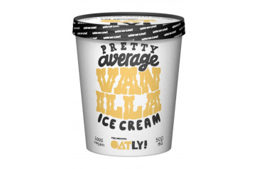 Oatly Hafraís Vanillu 500ml