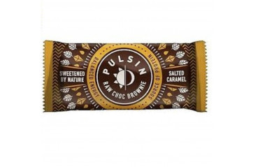 Pulsin Salt.Carmel Brownie 50g