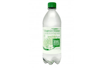 VitaminWater Lime/Elderflower 500ml