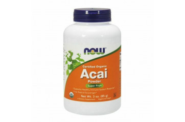 Now Acai Powder Organic 85g
