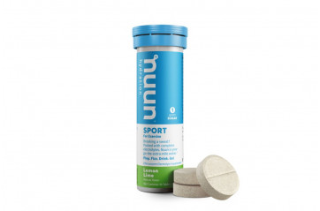 Nuun Vítam.active lemon lime 54g