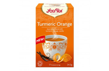 Yogi Turmeric Orange 30g