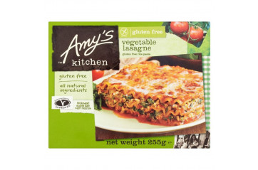 Amy's Vegetable Lasagne GF 255g