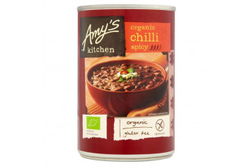 Amy's Organic Soup Chili Medium 416g