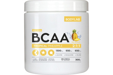 Bodylab BCAA Tropical Pineapple 300g