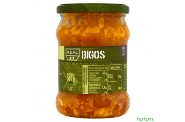 Bigos Cabbage meal 500g