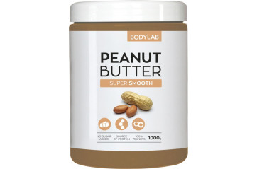 Bodylab Peanut Butter Super Smooth 1kg