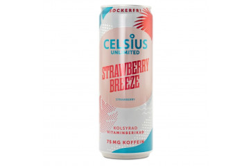 Celsius Strawberry Breeze 75mg 355ml