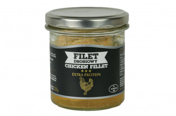 Chicken flet Extra Protein in Jar 250g