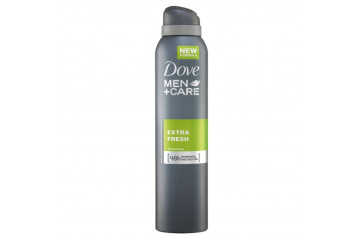 Dove Men Svitasprey Extra Fresh 250ml