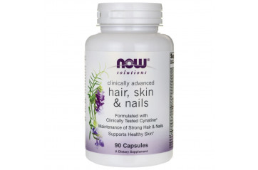 Now Hair-Skin & Nails 90stk