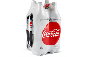 Coca Cola Light 4x2L