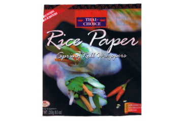 Thai Choice Rice paper 200g