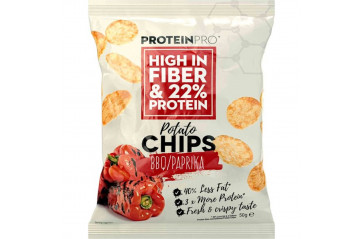 ProteinPRO Chips BBQ/Paprika 50g