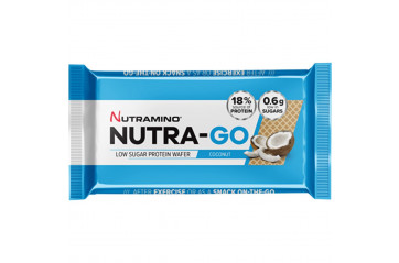Nutra GO Wafer Coconut 39g