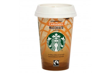 Starbucks Qandi Caramel 220ml