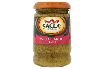 *Sacla Pesto Wild Garlic 190g