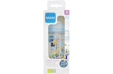 MAM Peli gler feel good 260ml