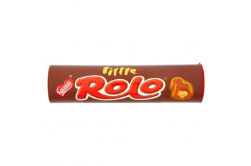 Nestle Little Rolo Tube 100gr.