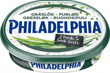 Philadelphia Light Graslaukur 200g