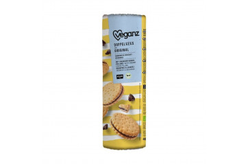 Veganz Org Cocoa Sandwich Biscuits 330g