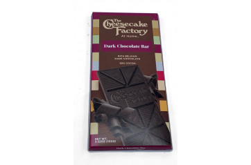 CF Dark Chocolate bar 100g