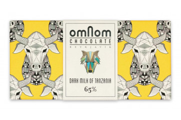 Omnom Dark Milk of Tanzania (65%) 60g