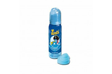 Tinti Bath foam blue