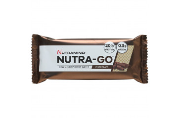 Nutra-GO Wafer Chocolate 39g
