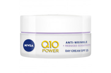 Nivea Q10 Power AW+Sensitive Skin Day Cream SPF15
