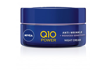 Nivea Q10 Power AW+Sensitive Skin Night Cream