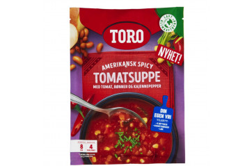 Toro Súpa Am.spicy tomat 100g