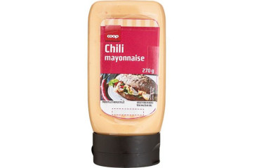 Coop Chilli majónes 270ml
